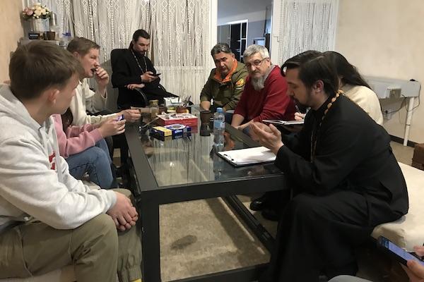 Состоялась очередная встреча инициативных жителей города Бирска «Бирское время»