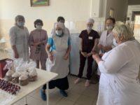 Пасхальное поздравление сотрудников и пациентов Бирской ЦРБ