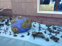 Настоятель храма села Байки принял участие в праздничном мероприятия в честь Дня Победы