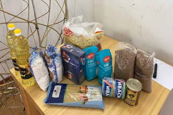 Очередная партия продуктовых наборов подготовлена в Бирской епархии при поддержке Синодального ОЦБСС