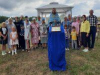В селе Суслово Бирского района совершена Литургия в честь престольного праздника прихода