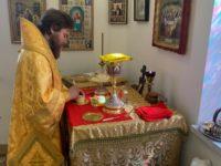 В селе Мишкино состоялась архиерейская Божественная литургия