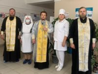 Духовенство совершило освящение паллиативного оделения Бирской ЦРБ